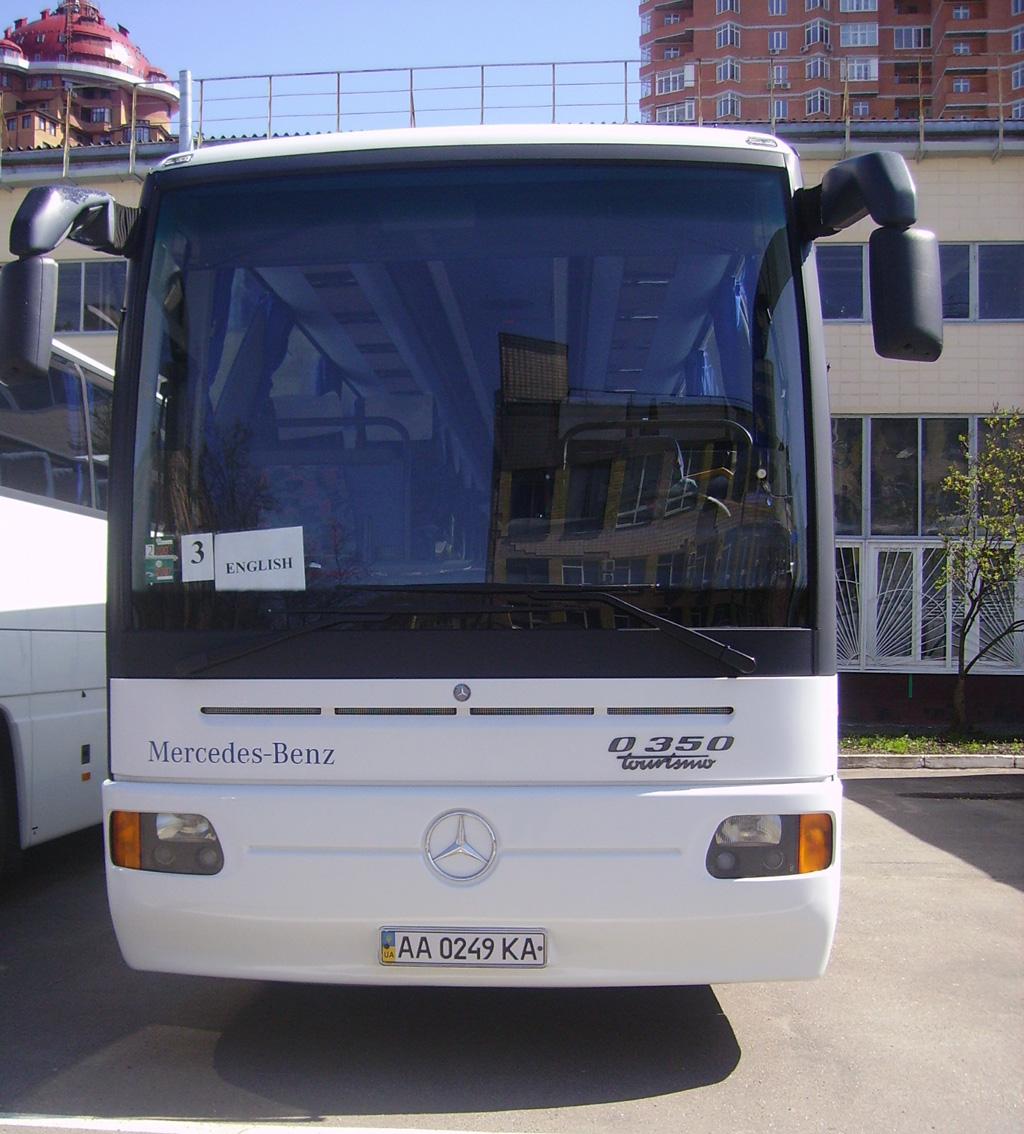 Mercedes O350