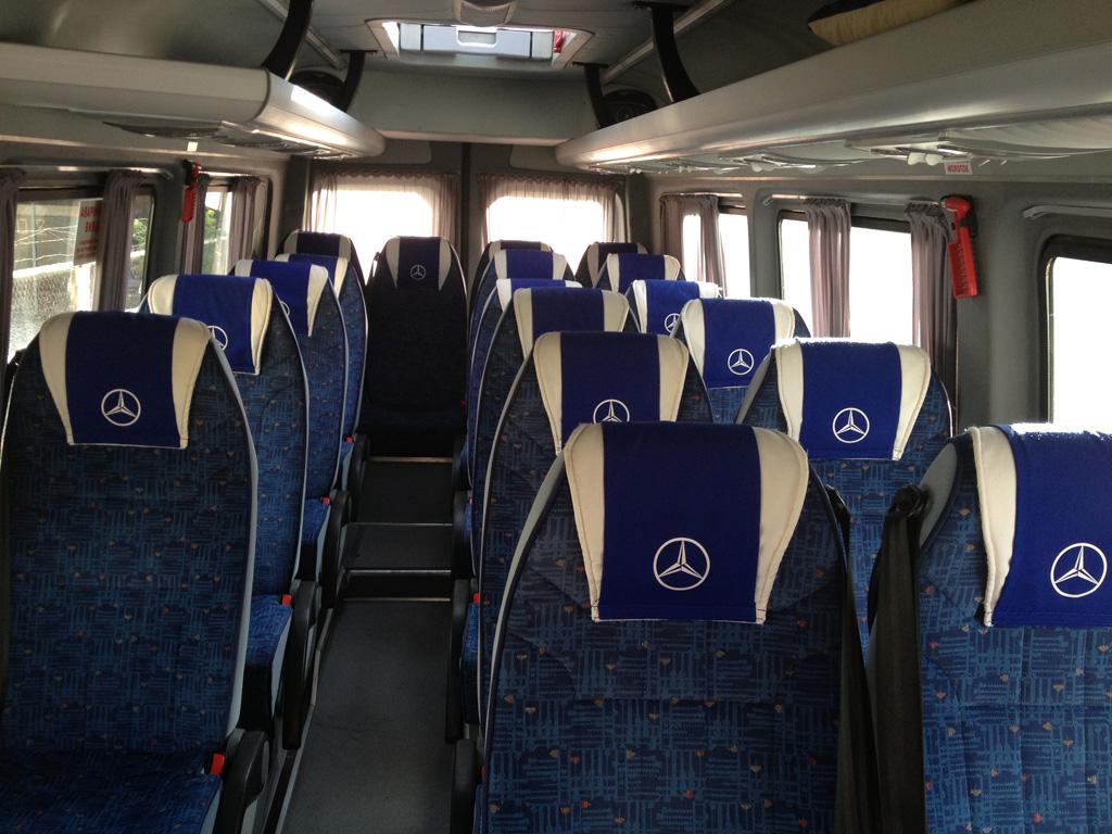 Салон Mercedes Sprinter 515 CDI