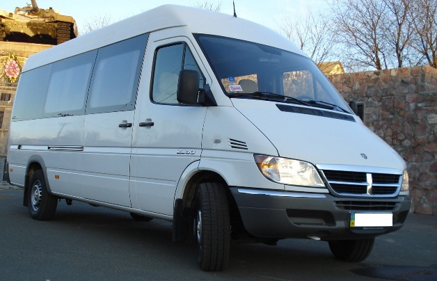 Mercedes Dodge Sprinter